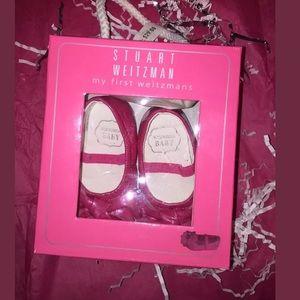 Stuart Weitzman Baby Nordstrom Baby Girl Shoe Pink